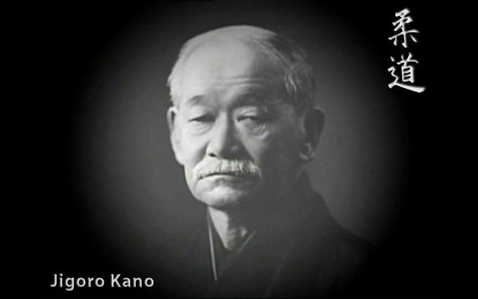 Jigoro Kano (osnivač Kodokan Instituta)