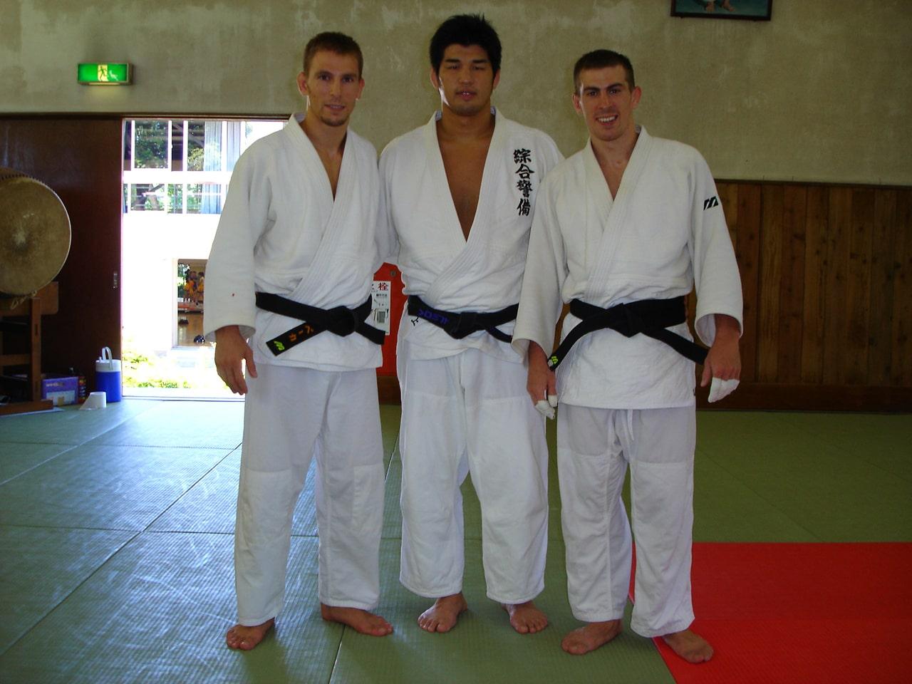 Miloš Mijalković, Kōsei Inoue, Marko Mijalković