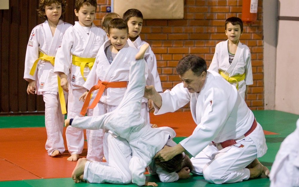 Grupni treninzi Judo klub Novi Beograd