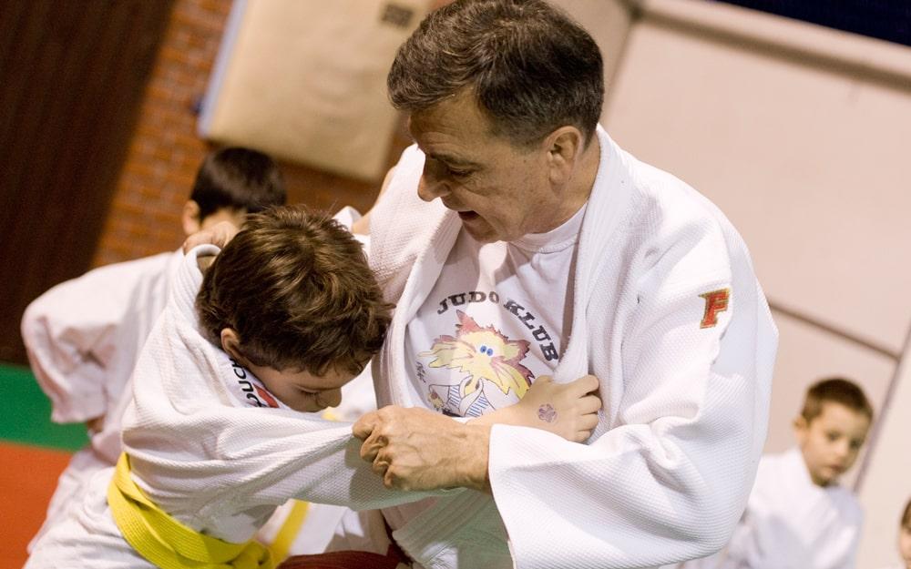 Individualni treninzi Judo klub Novi Beograd