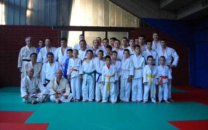 Seminar Japanskih trenera 2005.