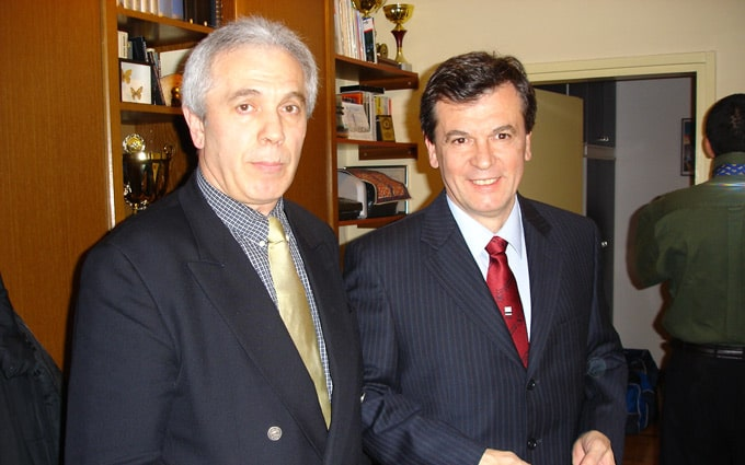 Slobodan i Milan Mijalković