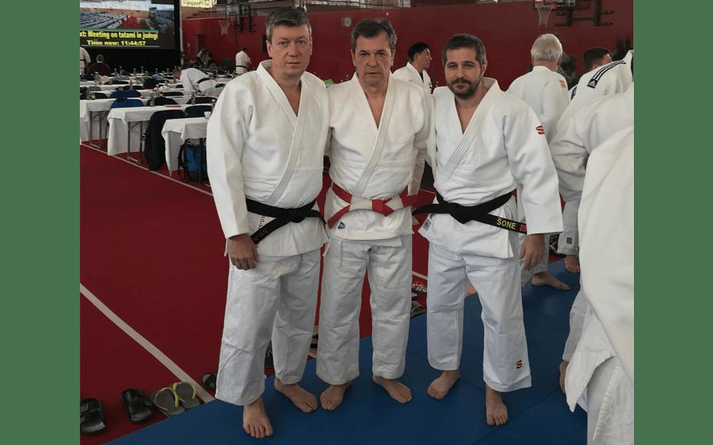Milan Mijalković na trenerskom i sudijskom seminaru IJF-a