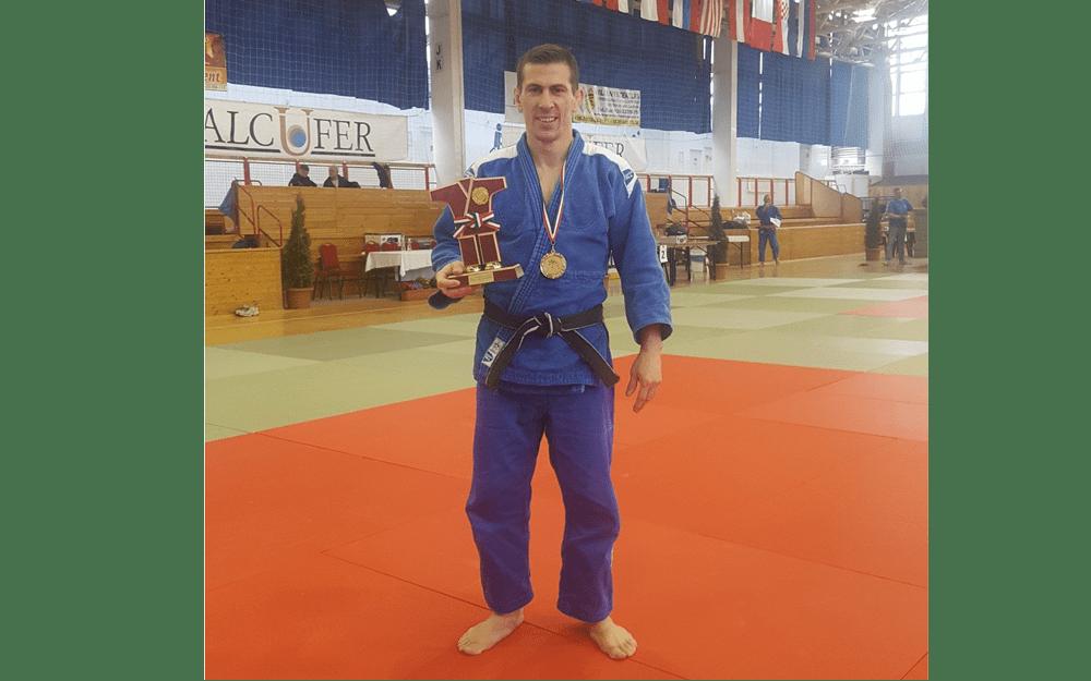 Medjunarodni džudo turnir za veterane Sashalombata 2018.