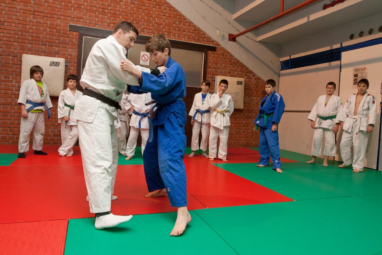 Vežbanje tehnike u pokretu