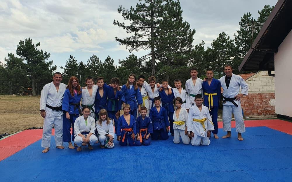 Letnji judo kamp – Zlatibor 2021