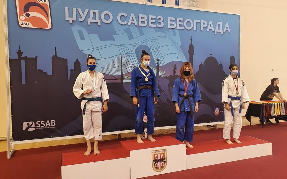 Prvenstvo Beograda za starije pionire 2021